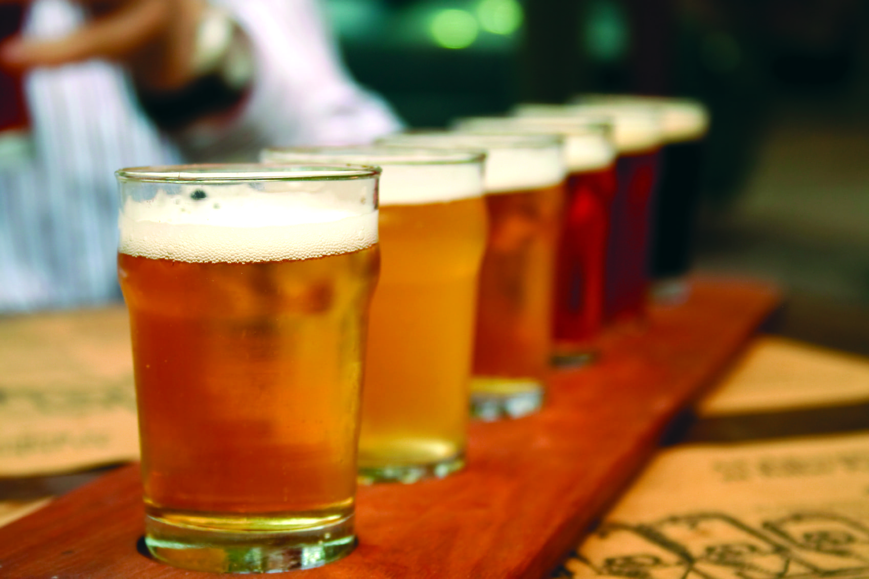 Craft Breweries in Maine's Kennebec Valley