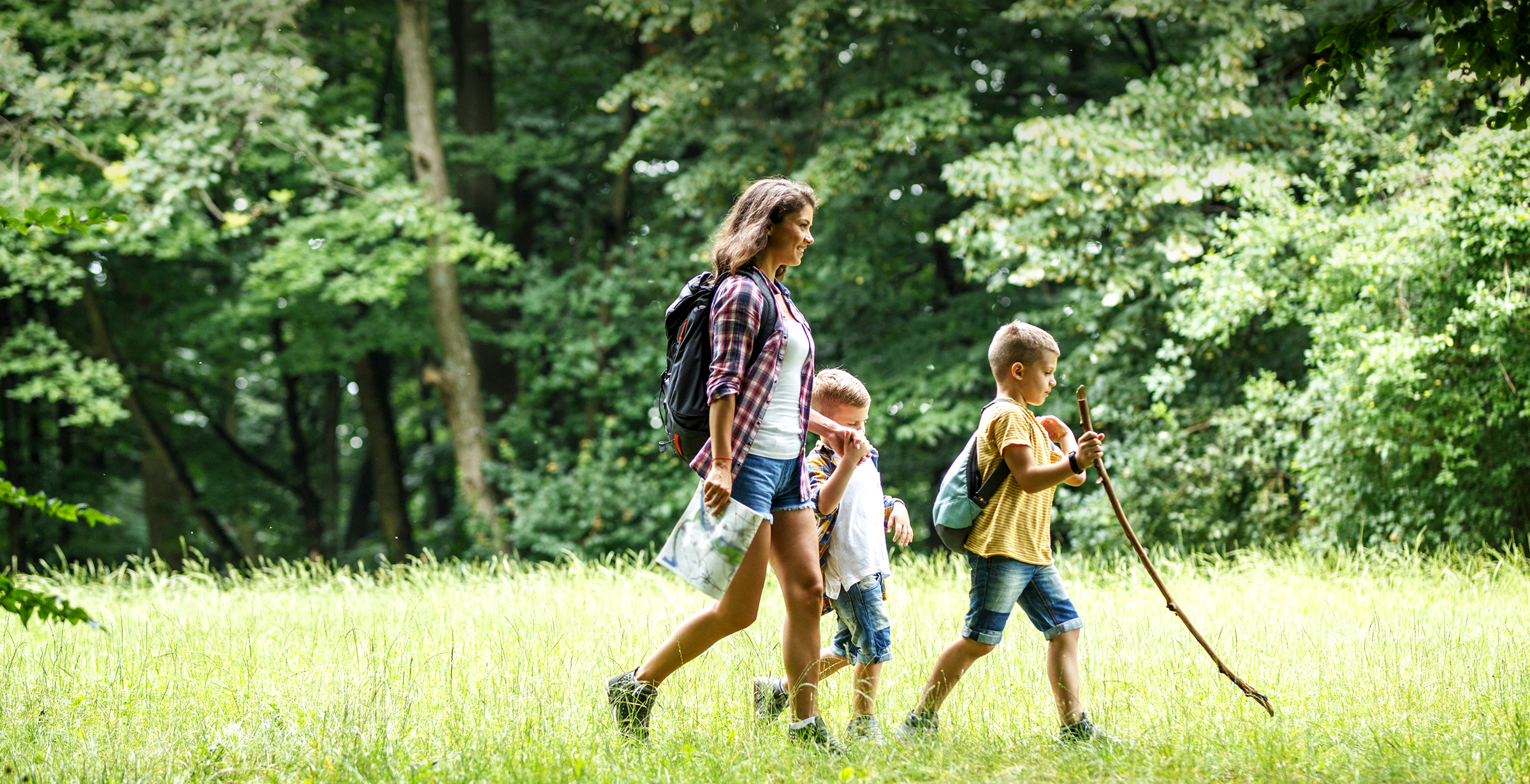 Family Activities in Maine's Kennebec Valley